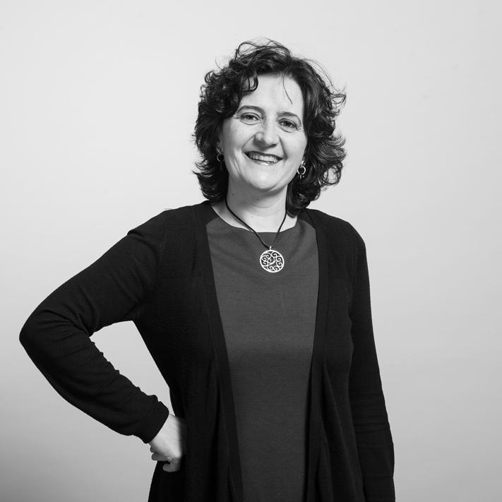 Loreto García Arberas BAMeko irakaslea