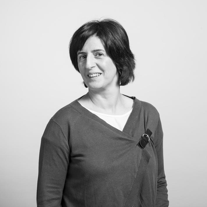 Yolanda Santedoro Egia BAMeko irakaslea